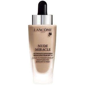 NWT LANCÔME NUDE MIRACLE FOUNDATION - 320 Bisque